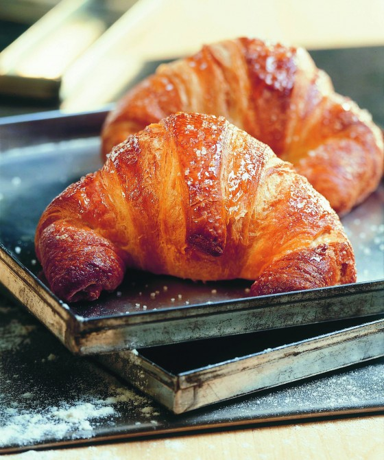 "Croissant artigianale ""vacio"""